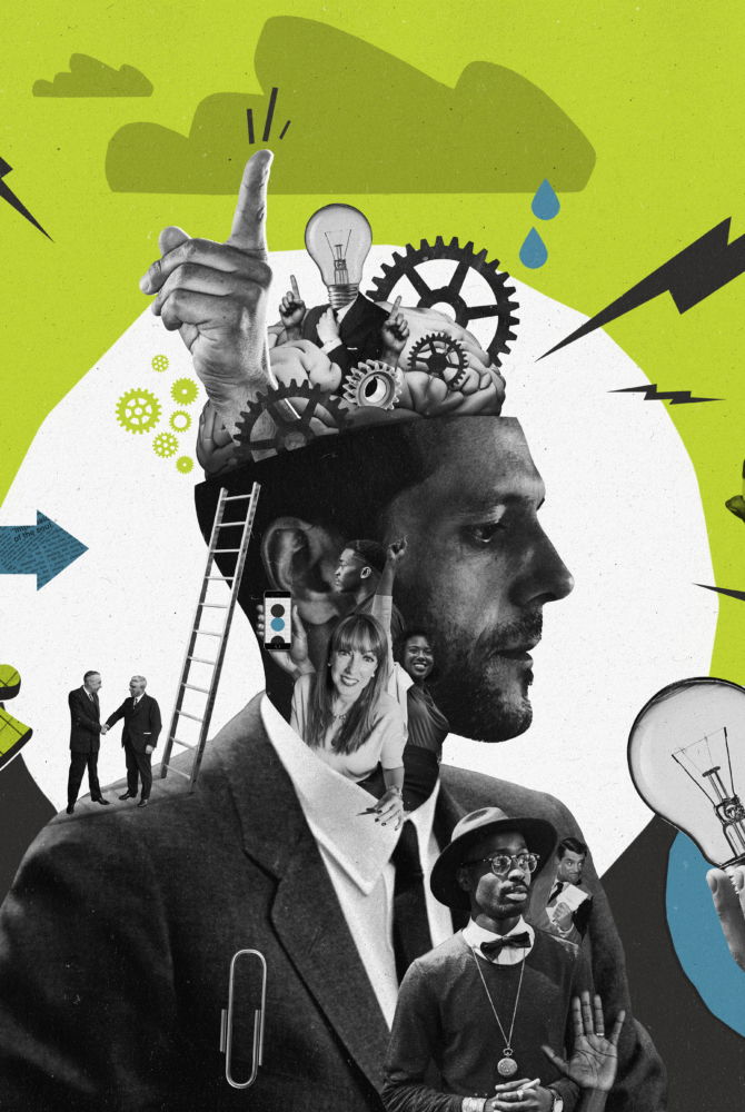 Brainstorming Benefits